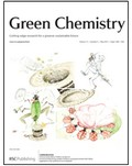 The Green Chemistry and Enabling Technologies team on the cover of Green Chemistry