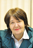 Professor Elena Shubina (INEOS Institute in Moscow) collaborator of Green Chemistry and Innovative Technologies research group from IBMM, was appointed to the rank of Officer of the Order of Academic Palms